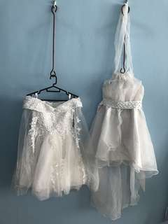 Girl Princess Gown Dress