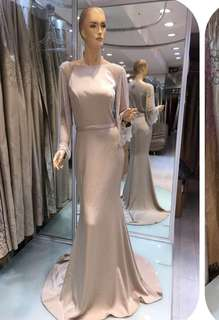 Understated Evening Gown (All sizes and top quality)