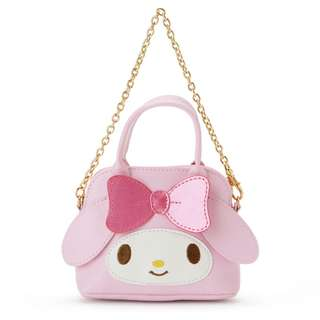 Japan Sanrio My Melody Mini Boston Bag style Charm