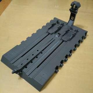 已砌 Mg 彈射台 模型 bandai gundam 高達