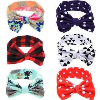 Baby Headbands 3 for $8