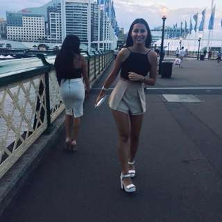 Clubbing shorts