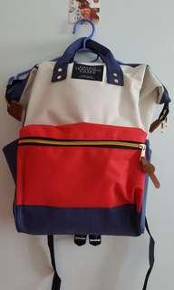 Colorful Nylon Backpack Bag