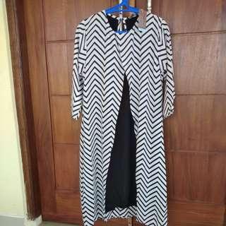 dress wanita hamil dan busui premium