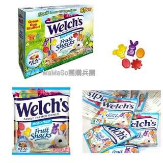 預訂 Welchs果汁軟糖 (5月11日截單)