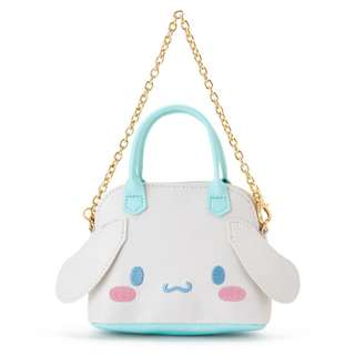 Japan Sanrio Cinnamoroll Mini Boston Bag style Charm
