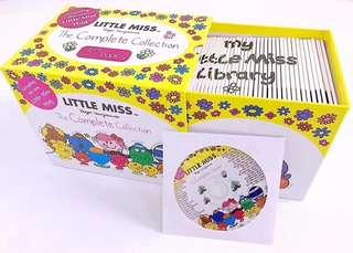 Little Miss Box Set (37 books)