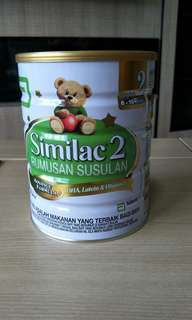 BN Similac Stage 2 (900g)