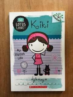 Lotus Lane Kiki