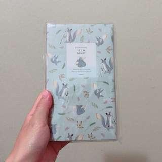 Korean vintage diary
