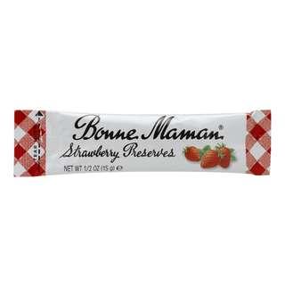 costco線上代購 #114745 BONNE MAMAN草莓果醬 15公克X100入