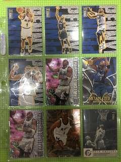 Anfernee Hardaway NBA Cards