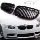 Black Front Kidney Grill for BMW E90,E92,E93 sedan, coupe, convertible for pre and post facelift.