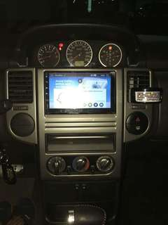 "7"" Android Head Unit"