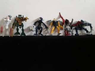 Bionicle small