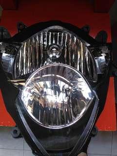 Front headlight 2005-06 suzuki gsxr 1000
