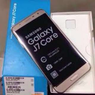 Samsung Galaxy J7 Core Kredit Cepat Bandung Cimahi