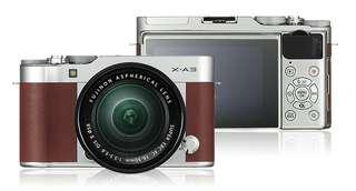 Kredit Kamera Fujifilm Xa3 free instax mini + Memory 16gb