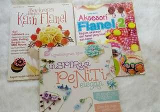Buku Keterampilan 1# ambil semua 3 buku