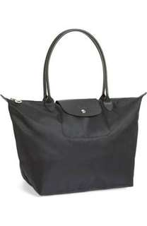 Longchamp LLH Black