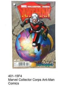 Marvel Collector Corps Ant-Man Comics