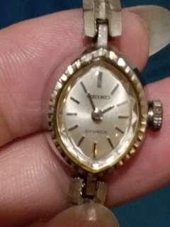 SEIKO 日本精工 上鏈古董錶