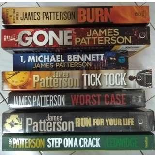 James Patterson - Michael Bennett Series