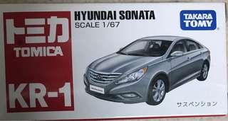 模型車 Hyundai Sonata KR-1
