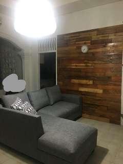 sofa L putus (bisa d pisah)
