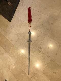 Retractable Taiji Sword