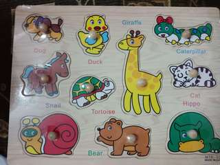 Repriced!!! Wooden toys