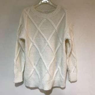 🚚 Lowrys Farm 羊毛毛衣 L號