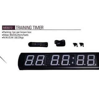 Trainning Timer