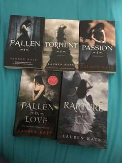Lauren Kate Fallen Series