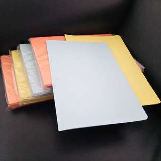 Paper File Folders. Brand new, unused