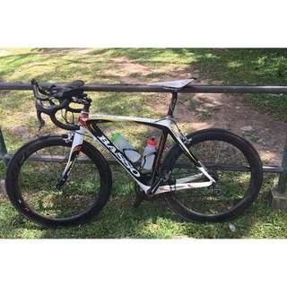 Basso Astra Road Bike (Italian made) size 51