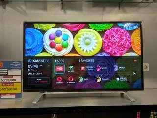 "Toshiba Smart TV 43"" Promo GRATIS 1X cicilan Tanpa Kartu Kredit"