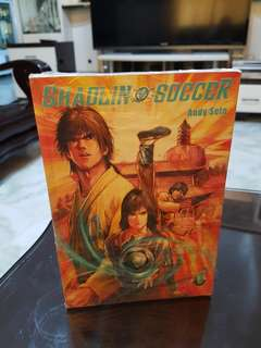 Shaolin Soccer Volume 1 by Andy Seto Colored Comic Manga