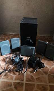 Creative Multimedia Speakers