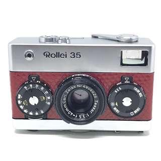 Rollei 35 *CLA/Reskinned*