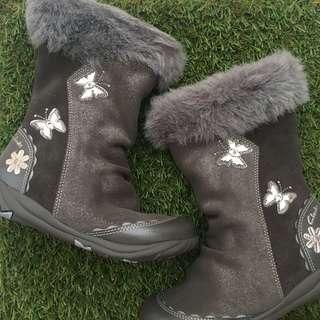 Clarks Girls Boots