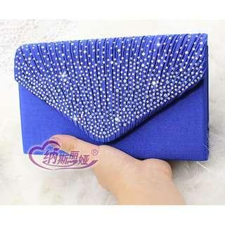 Dinner Bag (Blue)