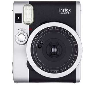 Fuji Film Instax Mini 90 Black