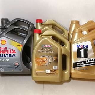 Castrol Edge PROFESSIONAL 5W40 Fully Synthetic Titanium FST, 👍BEST engine oil under CASTROL for Maximum Performance! (Convenient locations to collect, see full listings below)