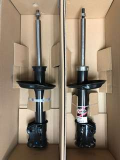 Alfa Romeo Mito Front Shock Absorber Set