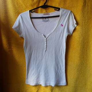 Abercrombie v-neck blouse