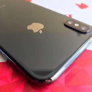 IPhone X 256GB Space Gray dapat hadiah resmi iBox