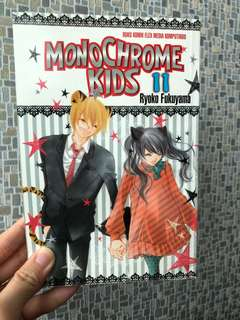 Monochrome kids