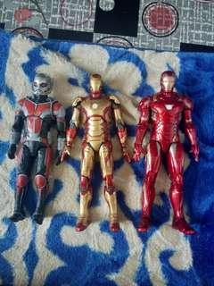 Marvel Iron Man, ant man