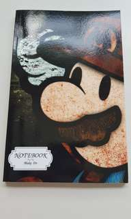 Super Mario Notebook